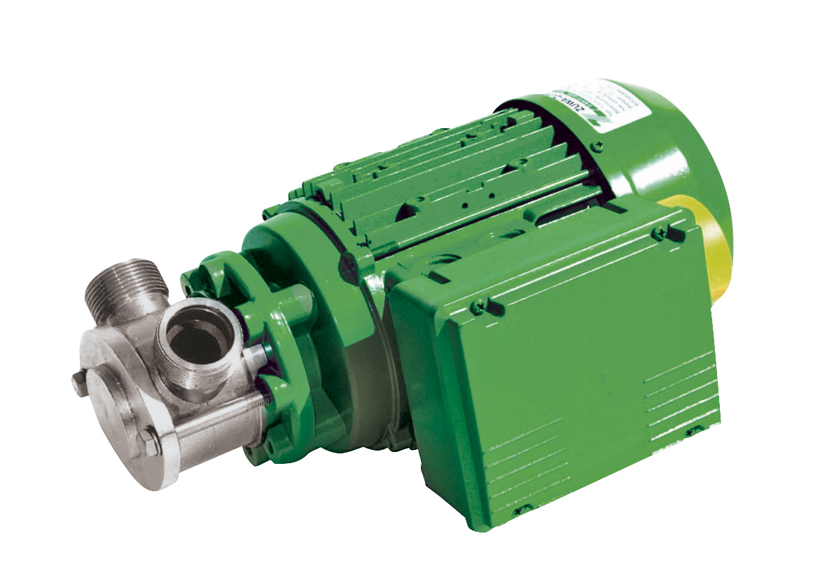 NIROSTAR 2000-C/PF, 1400 rpm, 230 V, by-pass