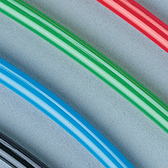 Cole-Parmer Colored Polyurethane Tubing